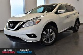 Used 2017 Nissan Murano Sl Awd Toit Pano for sale in Brossard, QC