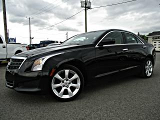 Used 2014 Cadillac ATS Berline 2.0L 4 portes, à TI Toit*Mags*4x for sale in Delson, QC