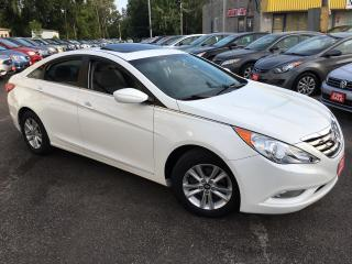 Used 2011 Hyundai Sonata GLS/ POWER SUNROOF/ ALLOYS/ LOADED! for sale in Scarborough, ON