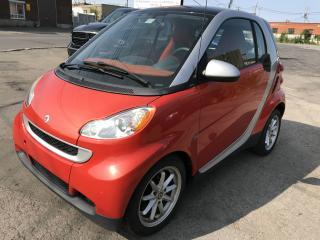 Used 2008 Smart fortwo Coupé 2 portes Pure for sale in Montréal-nord, QC