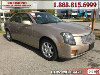 Used 2005 Cadillac CTS 3.6L for sale in Richmond, BC