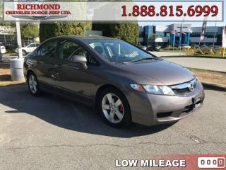 Used 2011 Honda Civic SE for sale in Richmond, BC