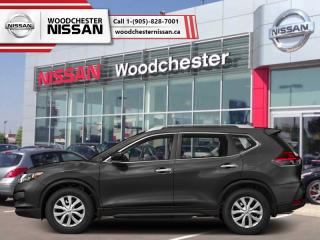 New 2018 Nissan Rogue FWD SV  - Bluetooth -  Heated Seats - $194.22 B/W for sale in Mississauga, ON