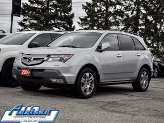 Used 2009 Acura MDX Tech 5sp at for sale in Mississauga, ON