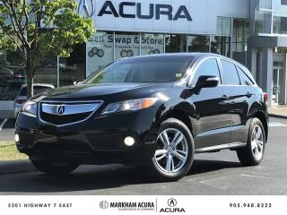 Used 2014 Acura RDX at - V6 AWD | 6-Speed *AUTO* for sale in Markham, ON