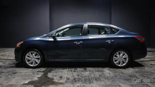 Used 2013 Nissan Sentra SV SUNROOF! PUSH TO START! NAV! BACK UP CAM! HEATED SEATS! for sale in Kingston, ON
