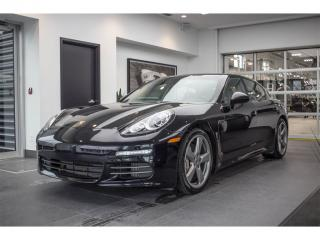 Used 2016 Porsche Panamera 4s Premium Pack Plus for sale in Laval, QC