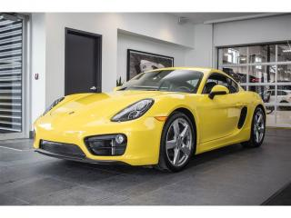 Used 2015 Porsche Cayman Bose Premium Pack for sale in Laval, QC