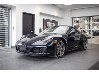 Used 2017 Porsche 911 Carrera 4S Cabriolet for sale in Laval, QC