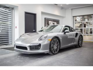 Used 2014 Porsche 911 TURBO for sale in Laval, QC