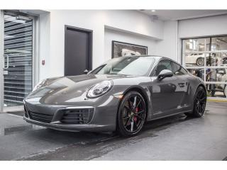 Used 2017 Porsche 911 Carrera 4s Bose for sale in Laval, QC