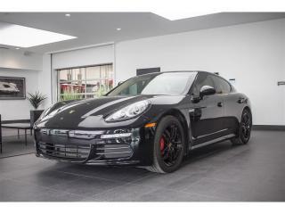 Used 2016 Porsche Panamera 4 Edition Noir/black for sale in Laval, QC