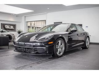 Used 2017 Porsche Panamera 4 Premium Package for sale in Laval, QC