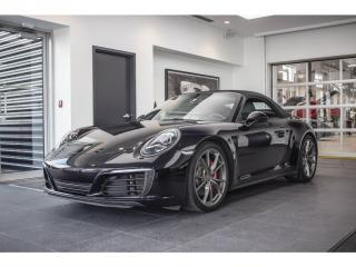 Used 2017 Porsche 911 Carrera 4s Bose Pdk for sale in Laval, QC