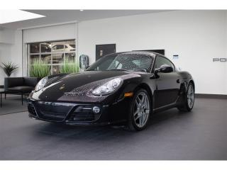 Used 2009 Porsche Cayman S Pasm Sport Chrono for sale in Laval, QC