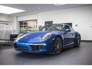Used 2015 Porsche 911 Carrera 4s Pdk Pdls for sale in Laval, QC