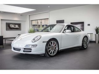Used 2008 Porsche 911 Carrera 4S for sale in Laval, QC