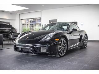 Used 2016 Porsche Cayman S Bose Surround for sale in Laval, QC