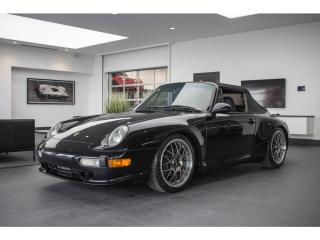 Used 1995 Porsche 911 993 Convertible for sale in Laval, QC