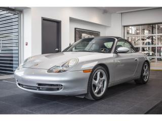 Used 2000 Porsche 911 Carrera for sale in Laval, QC