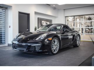 Used 2016 Porsche Boxster for sale in Laval, QC