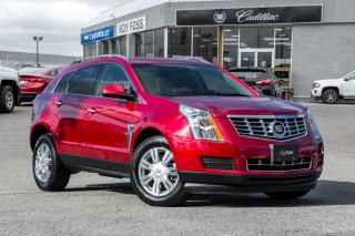 Used 2015 Cadillac SRX Luxury Driver Aware Pkg Nav Low K's for sale in Thornhill, ON
