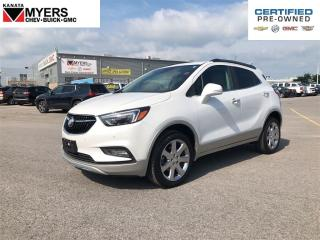 Used 2017 Buick Encore Premium for sale in Ottawa, ON