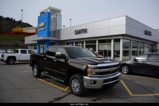 New 2019 Chevrolet Silverado 3500 LTZ for sale in Kamloops, BC