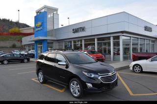 New 2019 Chevrolet Equinox Premier for sale in Kamloops, BC