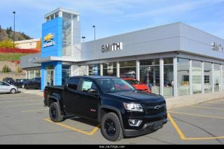 New 2019 Chevrolet Colorado Z71 for sale in Kamloops, BC