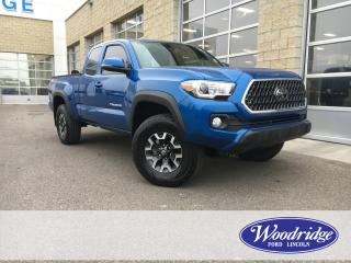 Used 2018 Toyota Tacoma SR5 for sale in Calgary, AB
