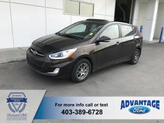 Used 2015 Hyundai Accent GL for sale in Calgary, AB