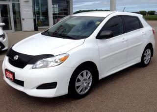 Used 2014 Toyota Matrix for sale in Renfrew, ON