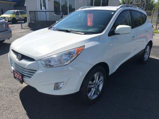 Used 2011 Hyundai Tucson GLS for sale in Cornwall, ON