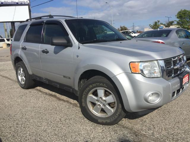 2008 Ford Escape XLT, Accdent Free, Certified, Warranty