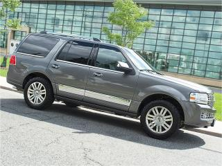 Used 2013 Lincoln Navigator NAVI|DUAL DVD|REARCAM|PWR. SIDE STEPS for sale in Toronto, ON