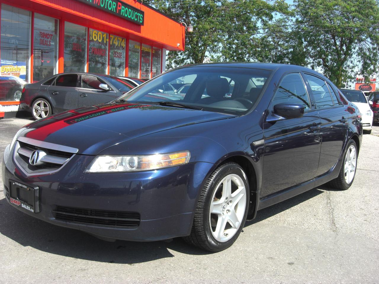 Used Acura TL For Sale In London Ontario Carpagesca - Acura tl 2006 for sale