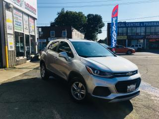 Used 2017 Chevrolet Trax LT, RMT STRT, BCKUP CAM for sale in Toronto, ON