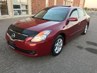 Used 2008 Nissan Altima 2.5 SL for sale in Brampton, ON