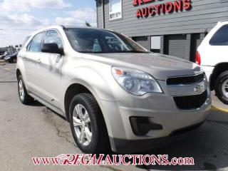 Used 2011 Chevrolet Equinox 4D Utility AWD for sale in Calgary, AB