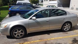 Used 2004 Nissan Altima 3.5 SE for sale in North York, ON