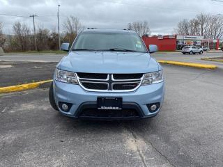 Used 2013 Dodge Journey for sale in London, ON