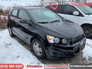 Used 2012 Chevrolet Sonic LT | ROOF for sale in London, ON