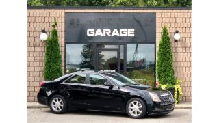 Used 2009 Cadillac CTS 4 Pano Roof, AWD for sale in Paris, ON