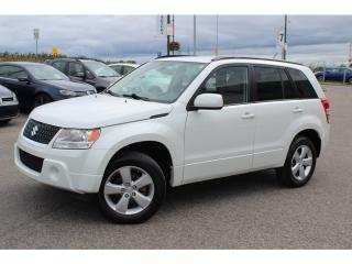 Used 2011 Suzuki Grand Vitara Jx/awd for sale in St-eustache, QC