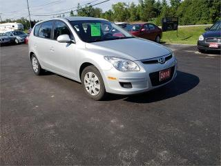 Used 2010 Hyundai Elantra Touring L 133k wagon safetied GL for sale in Madoc, ON