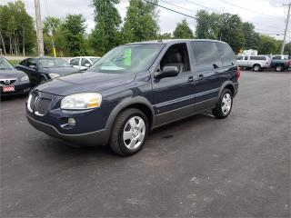 Used 2009 Pontiac Montana SV6 187k safetied w/1SA for sale in Madoc, ON