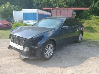 Used 2010 Infiniti G37 Sedan Luxury for sale in Barrie, ON