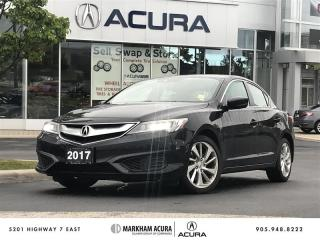 Used 2017 Acura ILX Premium 8DCT - Heated Seats | Blind Spot Indicators for sale in Markham, ON
