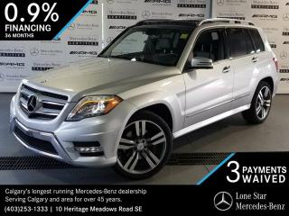 Used 2015 Mercedes-Benz GLK200 BlueTEC 4MATIC for sale in Calgary, AB